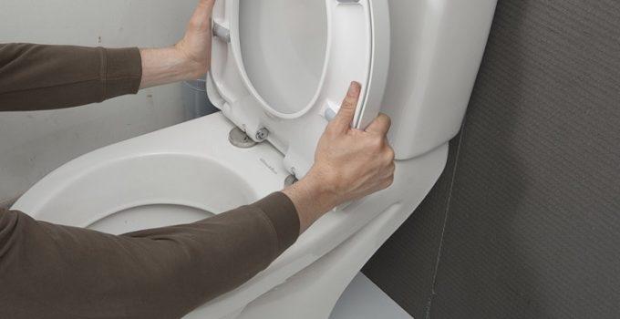 changer des toilettes