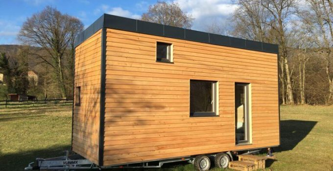 tiny house de TocTocTiny